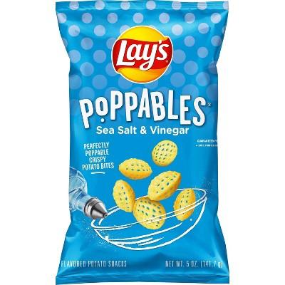 Lays Poppables Sea Salt and Vinegar 5oz