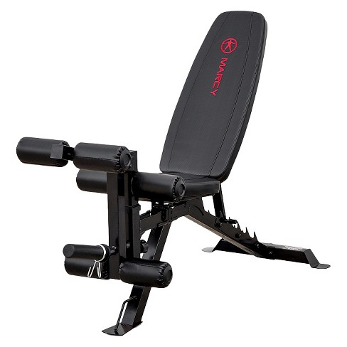 "Marcy Adjustable 66"" Weight Bench (SB-350) - image 1 of 2"