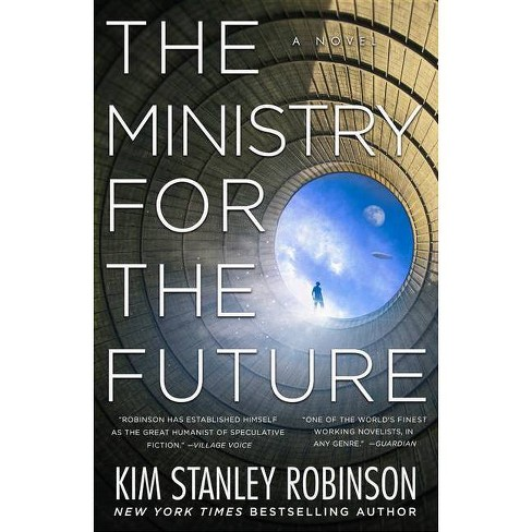 The Ministry for the Future - by  Kim Stanley Robinson (Hardcover) - image 1 of 1