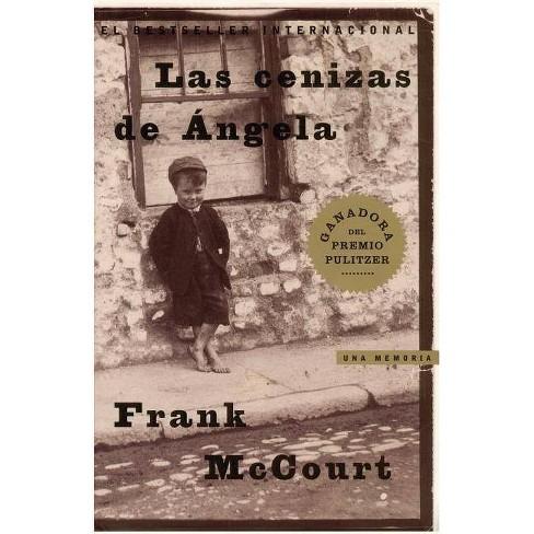 Las Cenizas de Angela (Angela's Ashes) - by  Frank McCourt (Paperback) - image 1 of 1