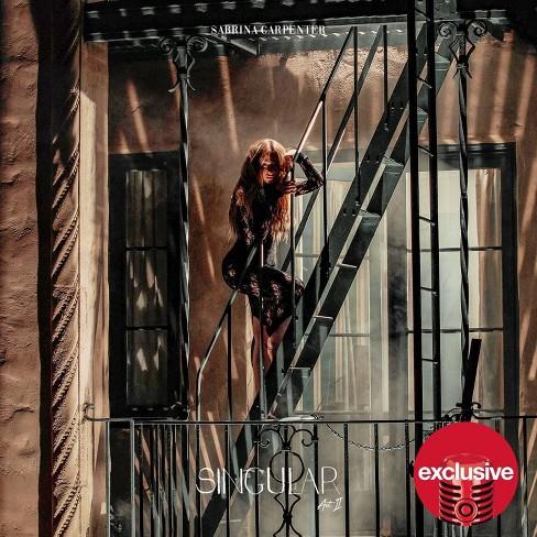 Sabrina Carpenter - Singular: Act 2 ( Target Exclusive , CD ) - image 1 of 1