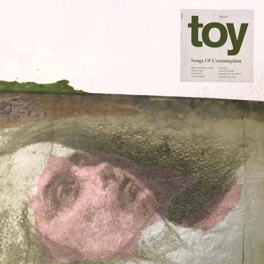 Toy Songs Of Consumption Cd