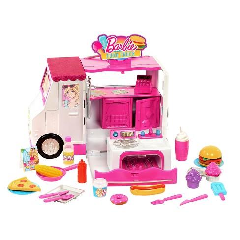 Barbie Fantastic Food Truck