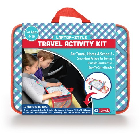 EZDesk Travel Activity Kit - Kittrich - image 1 of 4