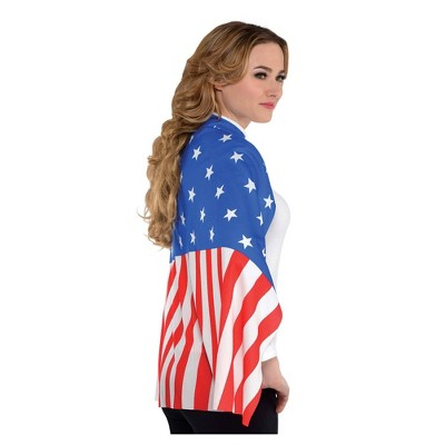 Red/White/Blue Halloween Costume Wearable Accessory