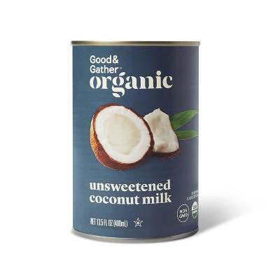 Organic Coconut Milk - 13.5oz - Good & Gather™