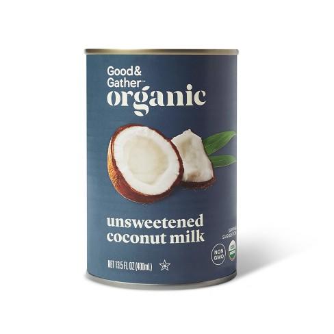 Organic Coconut Milk - 13.5oz - Good & Gather™ - image 1 of 3