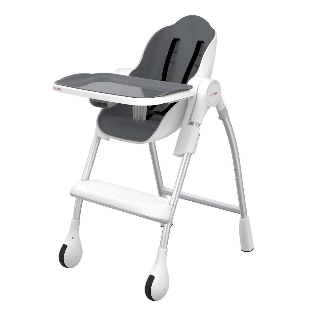 Oribel Cocoon High Chair - Slate (Grey)