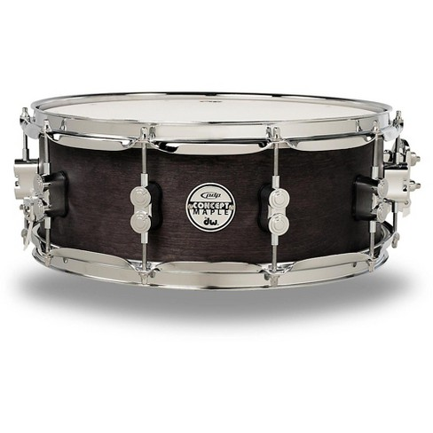 PDP by DW Black Wax Maple Snare Drum 14x5.5 Inch - image 1 of 2