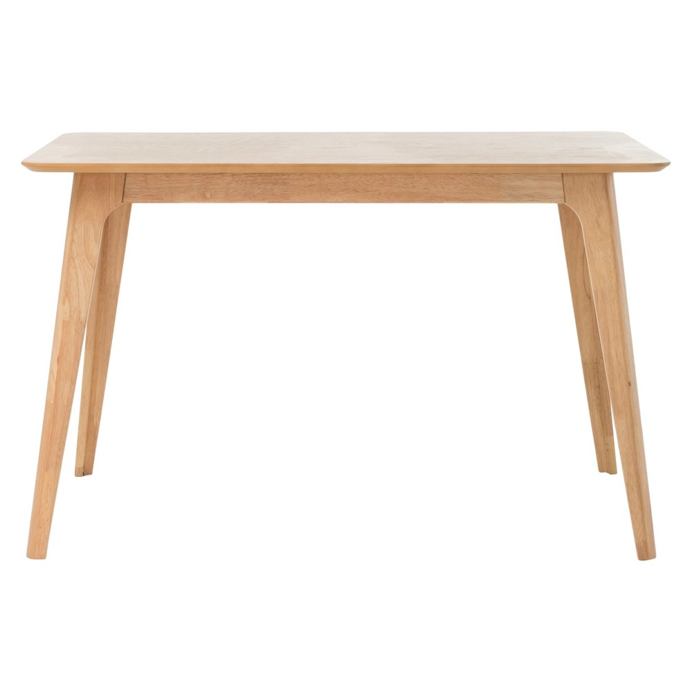 Gideon Dining Table - Natural Oak - Christopher Knight Home
