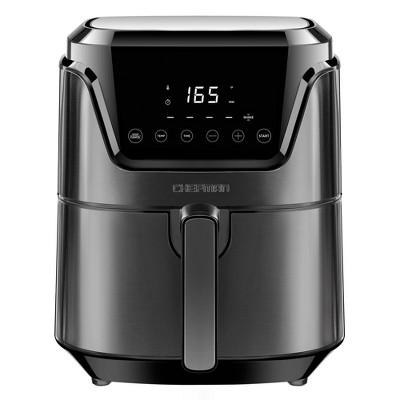 Chefman TurboFryTouch Digital4.5qt Air Fryer - Black