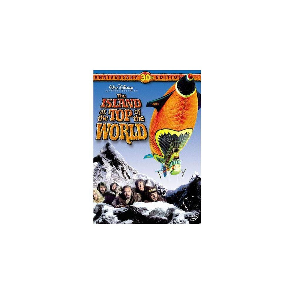 The Island At The Top Of The World Dvd 2004