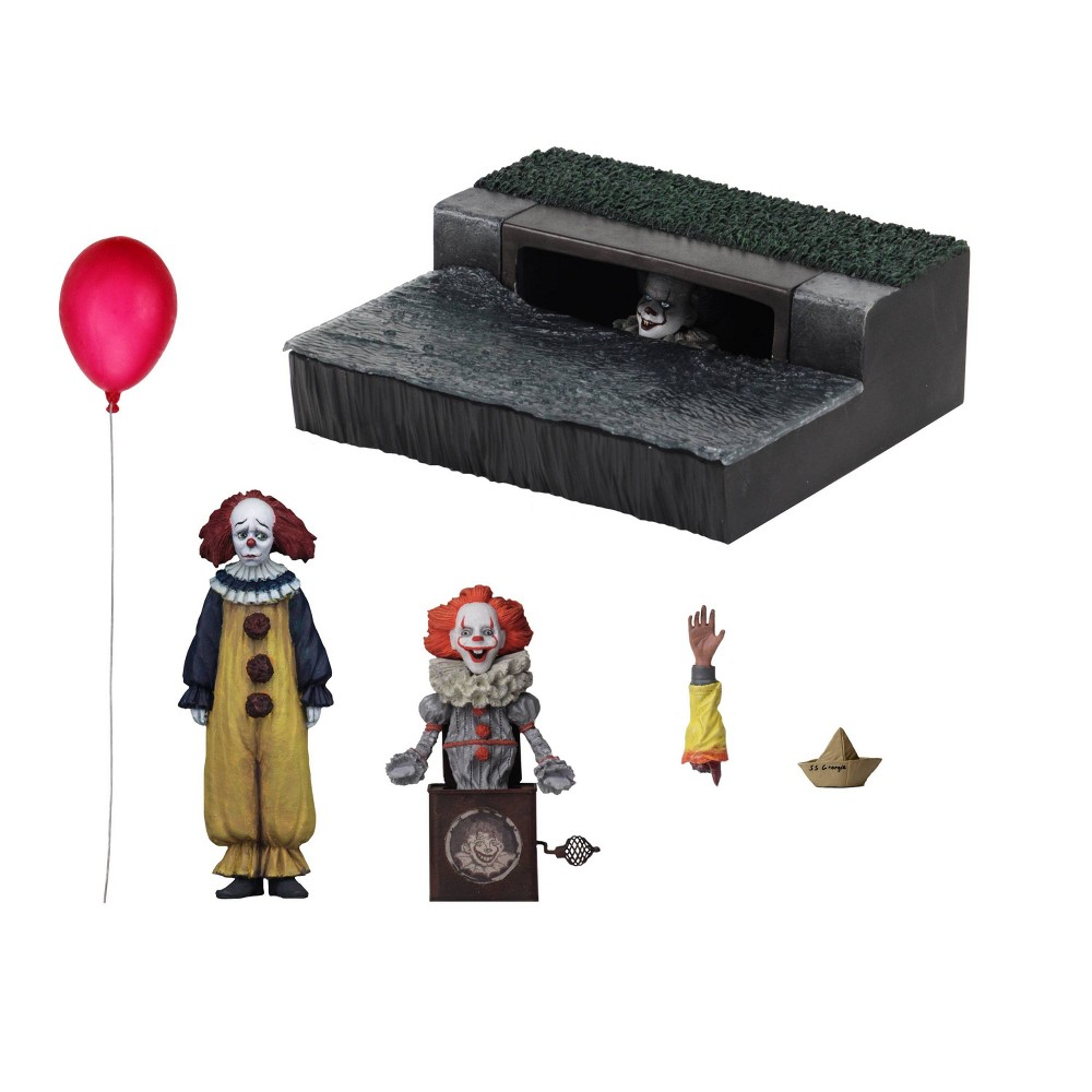 Image of It (2017) Deluxe Pennywise Accessory Set