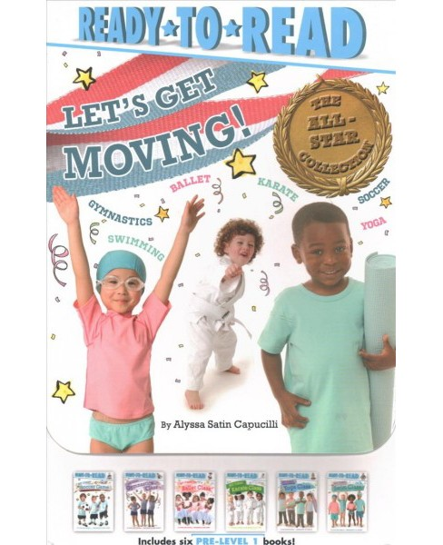 Let's Get Moving! : The All-Star Collection: My First Soccer Game; My First Gymnastics Class; My First - image 1 of 1