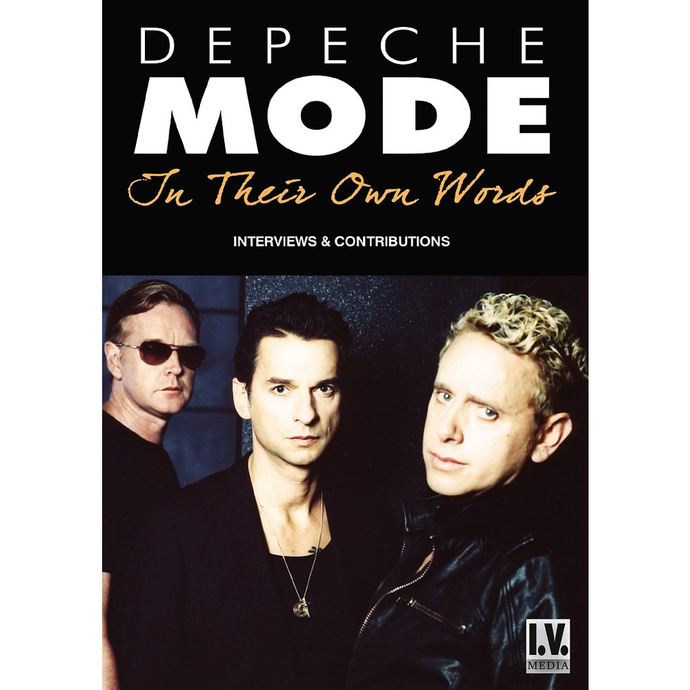 Depeche Mode:In Their Own Words (Dvd)