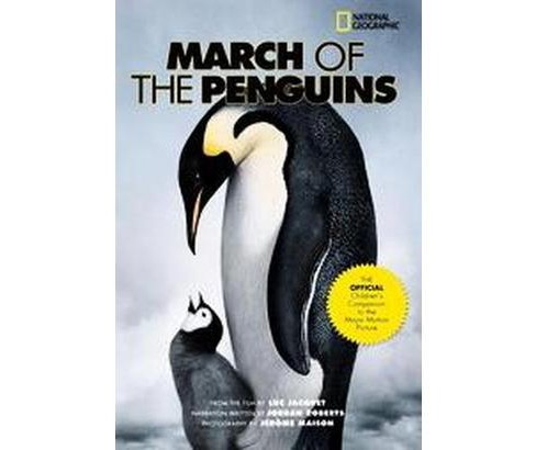 March of the Penguins (Paperback) (Luc Jacquet) - image 1 of 1