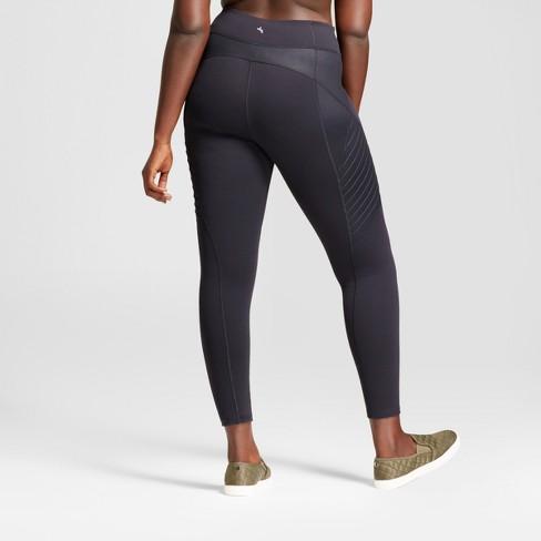 e997d60720f3c Women's Plus Premium 7/8 Moto Leggings - JoyLab™ : Target