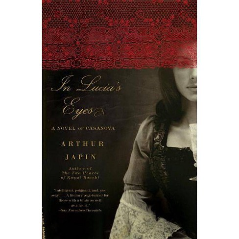 In Lucia's Eyes - (Vintage International) by  Arthur Japin (Paperback) - image 1 of 1