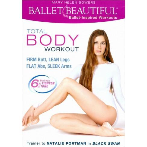 a3895fd85c Ballet Beautiful Total Body Workout (DVD)   Target