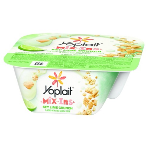 Yoplait Key Lime Crumble Mix-Ins Yogurt - 5.3oz - image 1 of 1