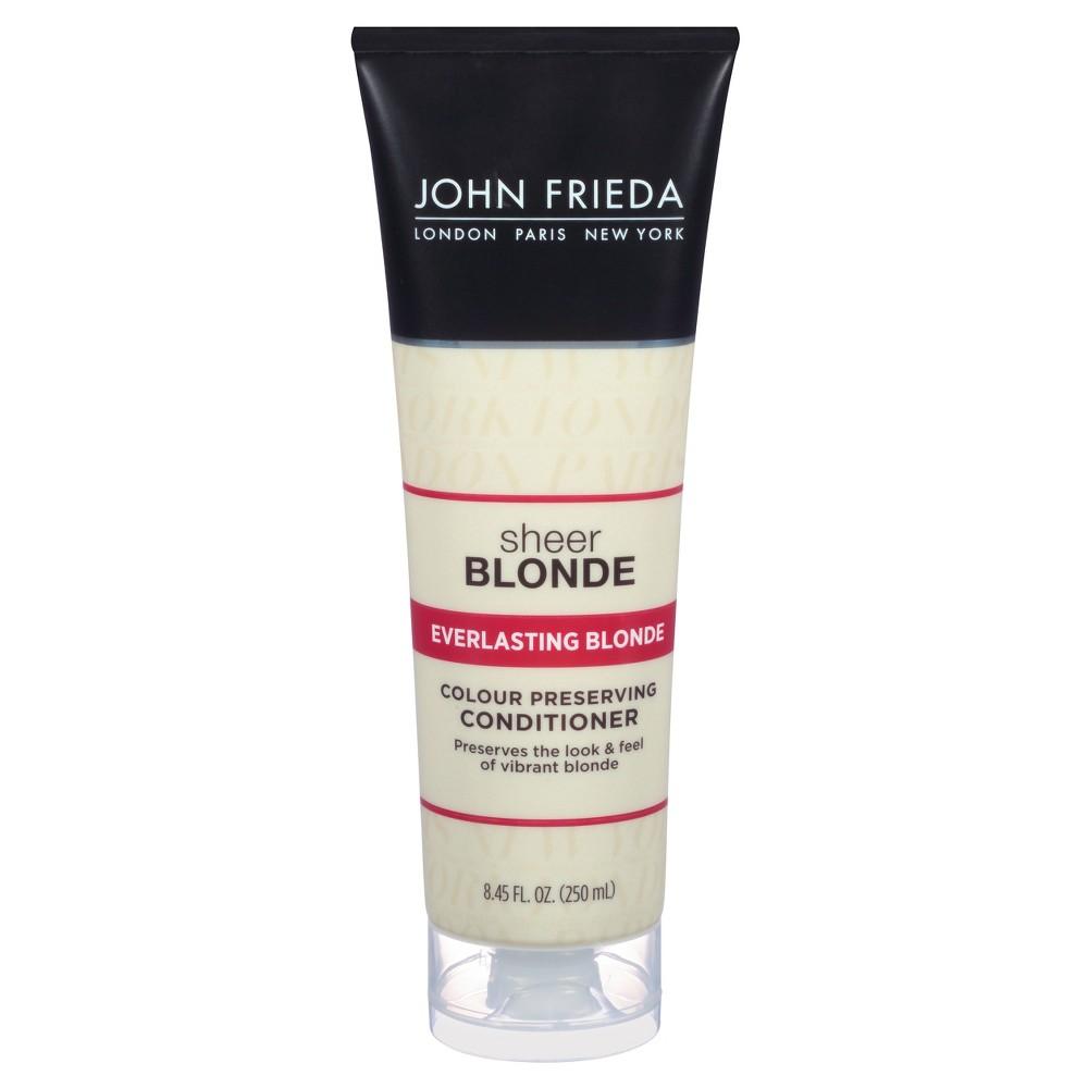 Image of John Frieda Sheer Blonde Everlasting Blonde Conditioner - 8.45 fl oz