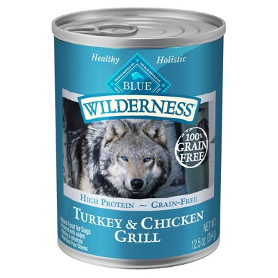 Blue Buffalo Wilderness Adult Canned Food