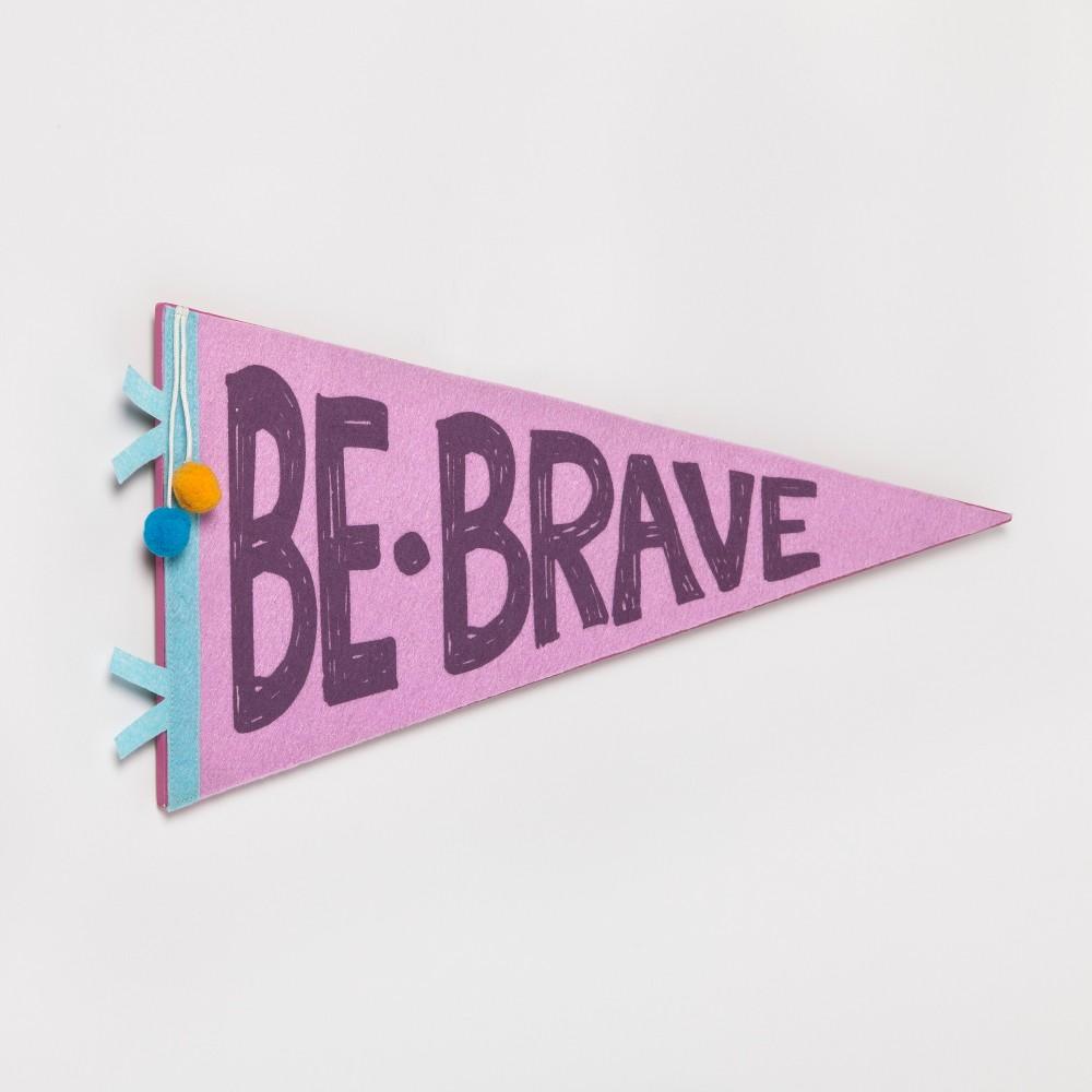 Be Brave Pendant (8