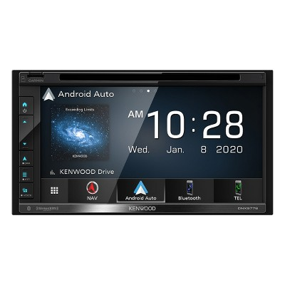 "Kenwood DNX577S 6.8"" Garmin Navigation Touchscreen Receiver w/ Apple CarPlay and Android Auto"