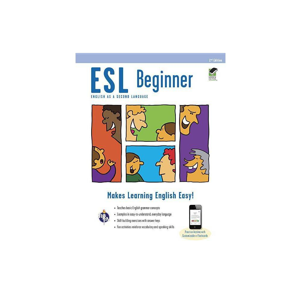 Esl Beginner Premium Edition With E Flashcards English As A Second Language 2 Edition Paperback