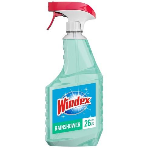 Windex Multi-Surface Disinfectant Cleaner Rainshower - 26 fl oz - image 1 of 4