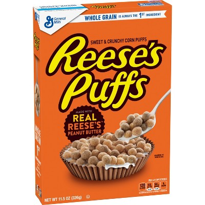 Reese's Puffs Breakfast Cereal - 11.5oz - General Mills