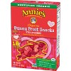Annie's Homegrown Organic Valentine's Exchange Strawberry Bunny Fruit Snacks - 18ct - image 3 of 3