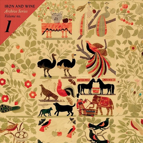 Iron & wine - Archive series volume no 1 (CD) - image 1 of 2