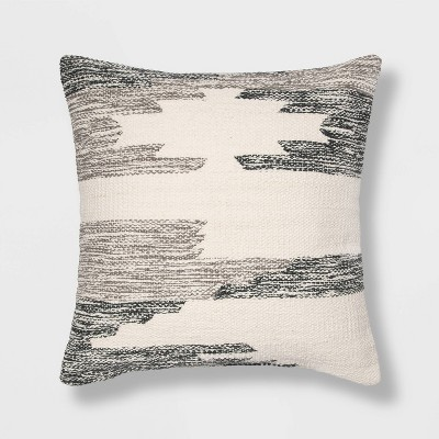 Woven Modern Pattern Square Throw Pillow - Project 62™
