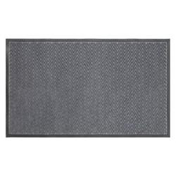 Gateway Utility Doormat Charcoal – Mohawk