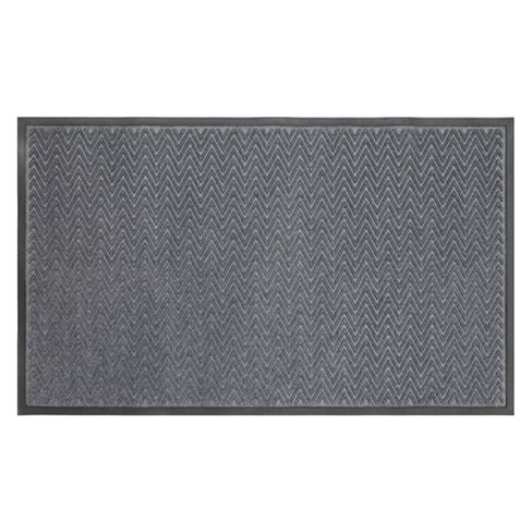 Mohawk Gateway Utility Doormat Charcoal 36 5 Quot X59 5 Quot Target