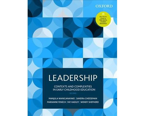 Leadership : Contexts and Complexities in Early Childhood Education (Paperback) (Manjula Waniganayake & - image 1 of 1