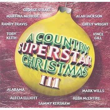 Various Artists - Country Superstar Christmas