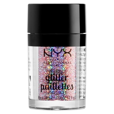 NYX Professional Makeup Body Glitter - 0.08oz - image 1 of 2