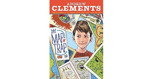 Map Trap (Reprint) (Paperback) (Andrew Clements) - image 1 of 1