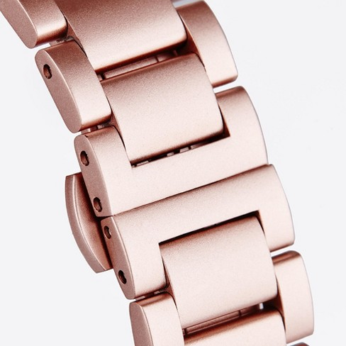 outlet store d9420 aa07d Case-Mate Metal Link Watch Band 38mm - Rose Gold