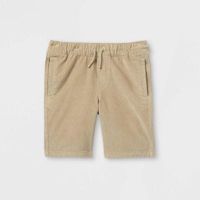 Boys' Corduroy Pull-On Shorts - Cat & Jack™