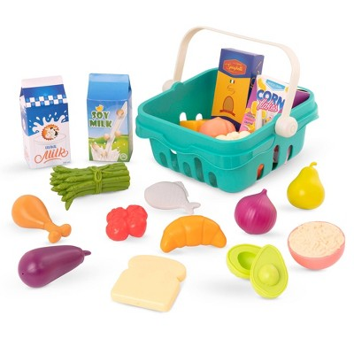 B. toys Play Foods - Freshly Picked