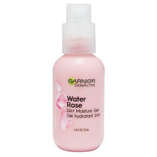 Garnier SkinActive Water Rose 24H Moisture Gel - 2.4 fl oz