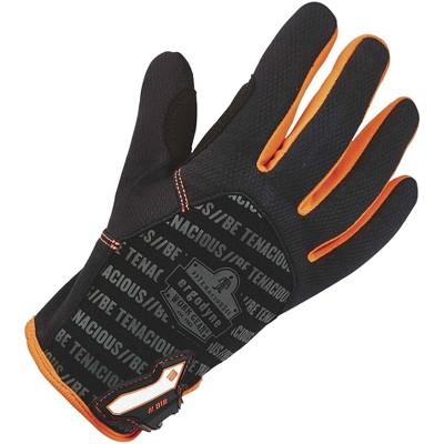 Ergodyne 812 Standard Utility Gloves 2X-Large Gray 17176