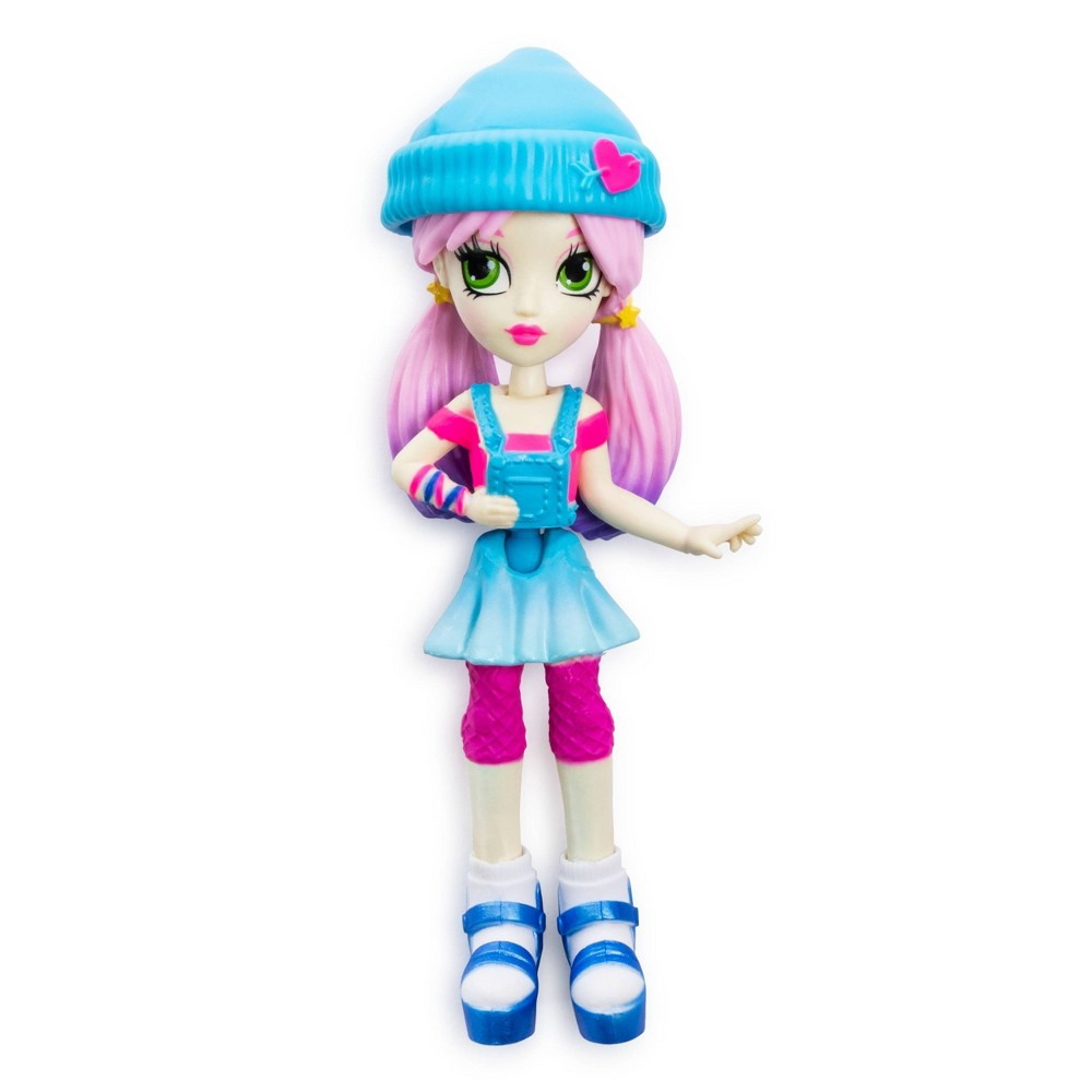 Off The Hook Style Doll Jenni (Concert) 4 Small Doll with Mix and Match Fashions