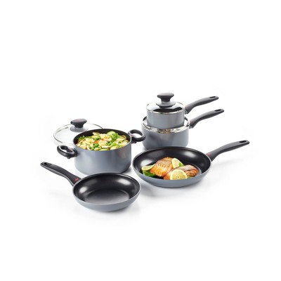 OXO SoftWorks 8pc Cookware Set