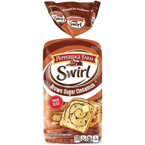 Pepperidge Farm Swirl Brown Sugar Cinnamon Breakfast Bread, 16oz Loaf - image 1 of 4