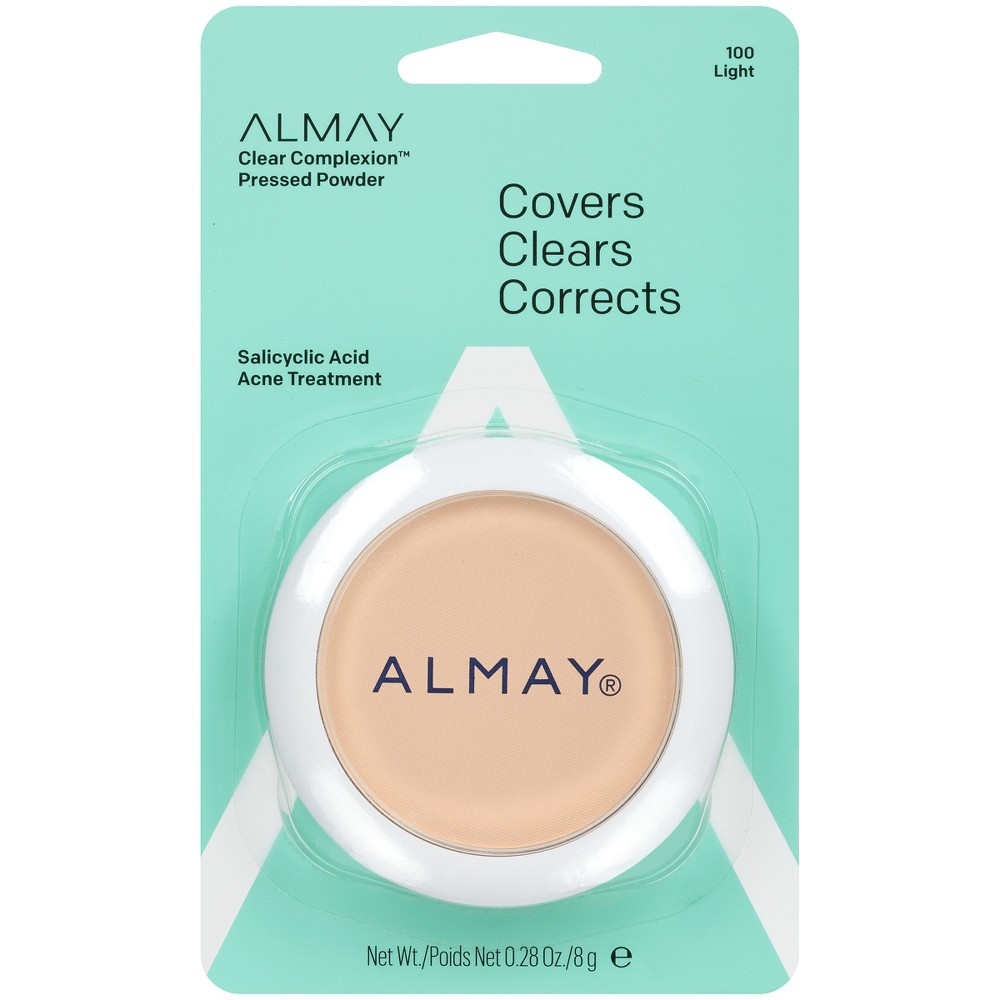 Image of Almay Clear Complexion Powder - Light