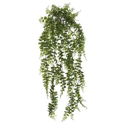 "Artificial Bucler Fern Vine (30"") Green   Vickerman by Vickerman"